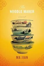 The Noodle Maker: A Novel-ExLibrary