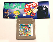 SUPER MARIO LAND 2 6 GOLDEN COINS NINTENDO GAME BOY GAMEBOY COLOR TESTED UKV
