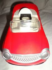 "Mattel 2008 DISNEY MICKEY MOUSE CLUBHOUSE TALKING RED Heavy Duty 8"" CAR Toy"