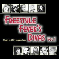 FREE US SH (int'l sh=$0-$3) NEW CD VARIOUS ARTISTS: Fever's Freestyle Divas