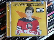 Evil Empire [PA] by Rage Against the Machine (CD, Apr-1996, Epic (USA)) - NEW