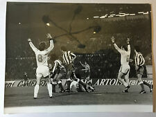photo press football  Europe Coupe 1974 Finale Bayerne- Atletico Madrid    181