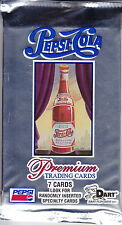 PEPSI - Premium Trading Card Packs (18) by Dart Flipcards #NEW