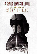 A Genius Leaves the Hood: The Unauthorized Story of Jay Z (DVD, 2015)SKU 3407