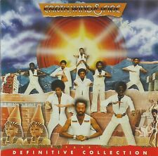 CD - Earth, Wind & Fire - Definitive Collection - #A1139 - RAR