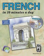 FRENCH in 10 minutes a day� with CD-ROM (10 Minutes a Day)