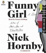Funny Girl by Nick Hornby (2015, CD, Unabridged)
