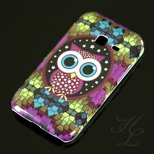 Samsung Galaxy Ace Duos s6802 Hard étui portable Housse Cover étui GRAND HIBOU