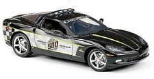 FRANKLIN MINT 2008 CORVETTE COUPE VET CHEVY INDY 500 PACE CAR B11F094 CHEVROLET