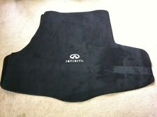 2007-2012 INFINITI G G25 G35 G37 SEDAN 4 DOOR OEM CARPETED TRUNK MAT COVER