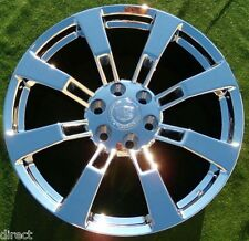 NEW Chrome 22 Escalade Yukon Tahoe Suburban EXACT OEM GM Spec WHEEL CK375 5409