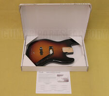 099-8007-700 Genuine Fender USA Replacement Jazz Bass Sunburst Body