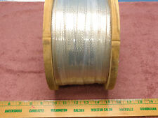 """250' 3/4""""(.75"""") wide copper ground strap..perfect size for mobile bonding tinned"""