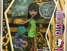 "Mattel Monster High Cleo De Nile ""Dawn Of The Dance"""