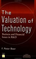 The Valuation of Technology: Business and Financial Issues in R&D (Operations M