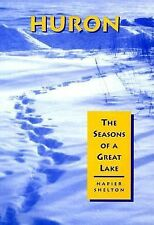 Huron: The Seasons of a Great Lake (Great Lakes Books Series)-ExLibrary
