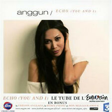 CD SINGLE EUROVISION 2012 France : ANGGUN Echo (You and I) 4-track   NEUF SCELLE