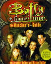 Buffy: The Watcher's Guide Volume One (Buffy the Vampire Slayer Series), Christo