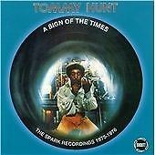 Tommy Hunt - A Sign Of The Times + Live At Wigan Casino 1975 (Northern Soul) CD