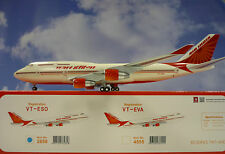 Hogan Wings 1:200 Boeing 747-400 Air India VT-ESO LI285+ Herpa Wings Katalog