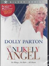 UNLIKELY ANGEL DOLLY PARTON Brian Kerwin Christmas Roddy McDowell NEW DVD
