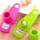 New Ginger Garlic Crusher Peeler Mincer Stirrer Presser Slicer Good Kitchen Tool