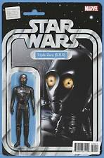 PRE-SALE ITEM: DARTH VADER #24 TRIPLE ZERO 0-0-0 ACTION FIGURE VARIANT (MARVEL)