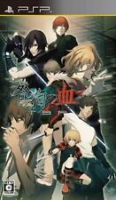 Used PSP Togainu no Chi: True Blood Portable  Japan Import ((Free shipping))