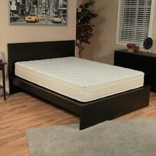 Quilted Euro Top 9 in Short Queen Size RV Foam Rest Mattress Bed Sleeping Pad