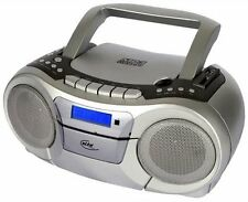 Elta 6731 CD / MP3 FM Radio + USB/SD input - Battery or mains + R/C *GRADED*