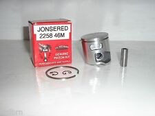 JONSERED CS2258, CS2260 PISTON KIT 46MM REPLACES PART # 5052155502 , NEW