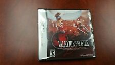 Valkyrie Profile: Covenant of the Plume NINTENDO DS 3DS DSI FACTORY SEALED
