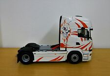 1:50 Scale Scania Clear Laser Print Waterslide Decals,Code 3.BN