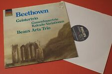 6527077 Beethoven Trios Piano Violin Cello Beaux Arts Pressler Guilet Greenhouse