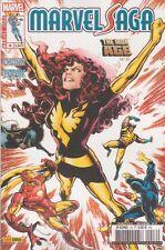 MARVEL SAGA N° 8-9-10-11-12-13-14-15-16-17 Marvel  Panini comics LOT