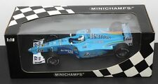 MINICHAMPS BENETTON PLAYLIFE B200 FISICHELLA 1:18