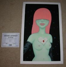 TARA MCPHERSON art poster print THE LOVE NOTE giclee sn/150