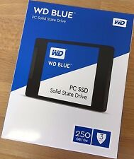 WD Blue 250GB Internal SSD Solid State Drive (SATA 6Gb/s 2.5 Inch) WDS250G1B0A