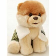 """NWT Boo The Worlds Cutest Dog In Swim Trunks & Towel 9"""" Plush Toy"""