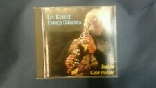 LEE KONITZ FRANCO D'ANDREA - INSIDE COLE PORTER. CD