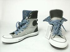 Converse All Star Womens Leather High Top Sneakers Shoes US 5 UK 3 EU 35