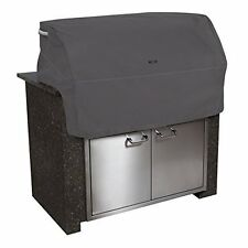 Classic Accessories Ravenna Cover for Built-In Grills, Small, Taupe