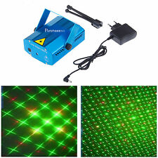 Mini LED Light Active Laser Stage Lighting Party Club DJ Disco Dance Ball Studio