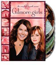 GILMORE GIRLS   - COMPLETE  SEASON 7 - DVD - UK Region 2 / sealed
