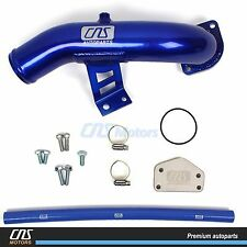 04.5-05 Chevy GMC 6.6L Diesel LLY Duramax EGR Delete Kit & High Flow Intake