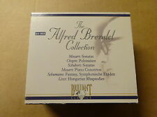 6 CD BOX / MOZART - CHOPIN - SCHUBERT - LISZT: THE ALFRED BRENDEL COLLECTION