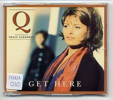 Q feat. Tracy Ackerman Maxi-CD Get Here EXTENDED MIX - oleta adams COVER VERSION