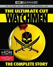 WATCHMEN ultimate (4K ULTRA HD) - Blu Ray -  Region free