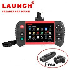 Launch Car CRP Touch OBD2 Diagnostic Service Scanner Tool Free Benz BMW Adapter