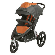 Graco Relay Click Connect Stroller - Tangerine - New! Free Shipping!